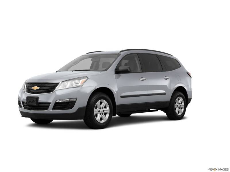 2013 Chevrolet Traverse for sale at West Motor Company in Hyde Park UT