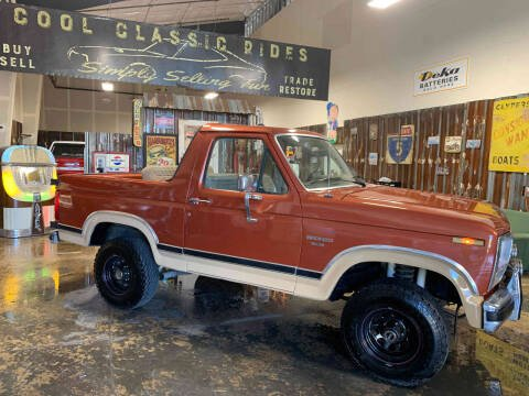 1984 Ford Bronco for sale at Cool Classic Rides in Redmond OR
