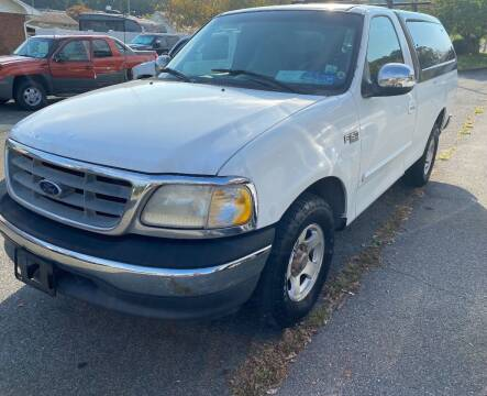 2000 Ford F-150 for sale at TNT Auto Sales in Bangor PA