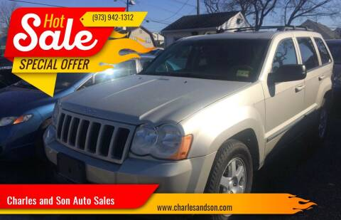 2009 Jeep Grand Cherokee for sale at Charles and Son Auto Sales in Totowa NJ