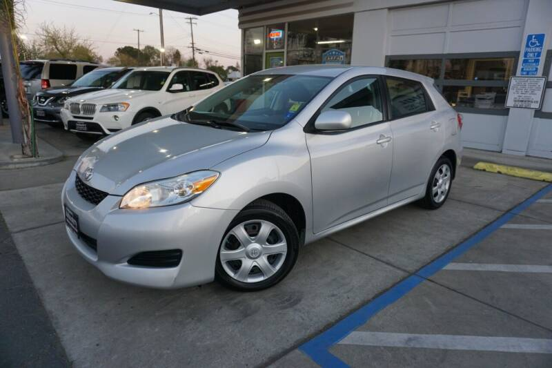 2010 Toyota Matrix for sale at Industry Motors in Sacramento CA
