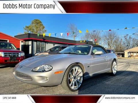 2000 Jaguar XK-Series for sale at Dobbs Motor Company in Springdale AR