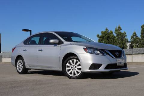 2018 Nissan Sentra for sale at La Familia Auto Sales in San Jose CA