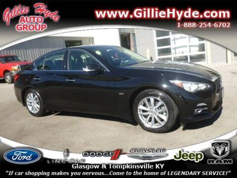 2017 Infiniti Q50 for sale at Gillie Hyde Auto Group in Glasgow KY