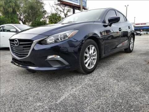 2014 Mazda MAZDA3 for sale at JacksonvilleMotorMall.com in Jacksonville FL