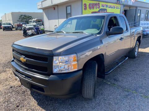 2012 Chevrolet Silverado 1500 for sale at 3 Guys Auto Sales LLC in Phoenix AZ