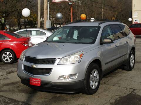 2010 Chevrolet Traverse for sale at Bill Leggett Automotive, Inc. in Columbus OH