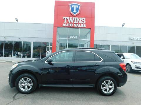 2014 Chevrolet Equinox for sale at Twins Auto Sales Inc Redford 1 in Redford MI