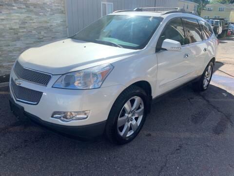 2012 Chevrolet Traverse for sale at MFT Auction in Lodi NJ