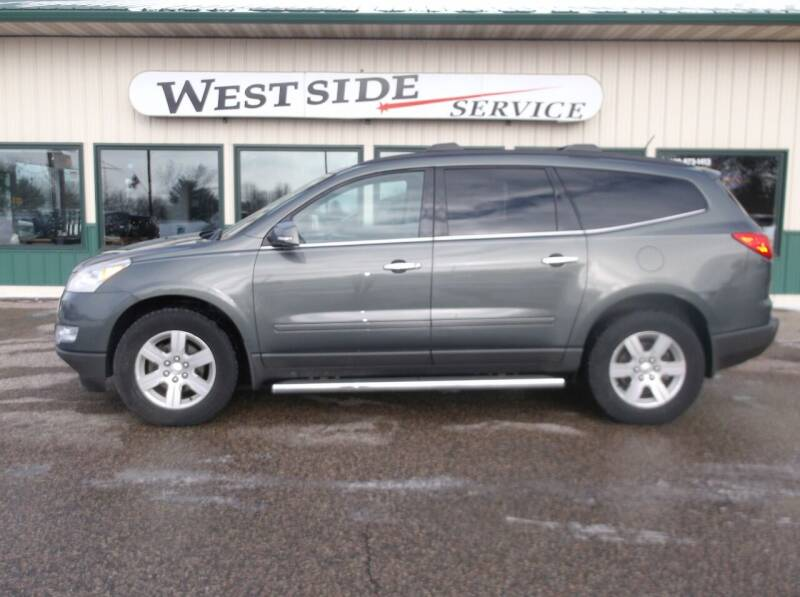 2011 Chevrolet Traverse for sale at West Side Service in Auburndale WI