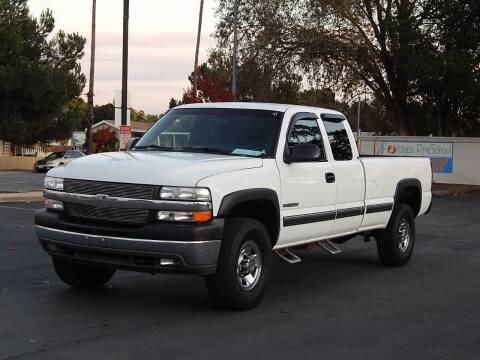 2001 Chevrolet Silverado 2500HD for sale at Gilroy Motorsports in Gilroy CA