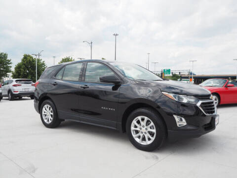 2019 Chevrolet Equinox for sale at SIMOTES MOTORS in Minooka IL