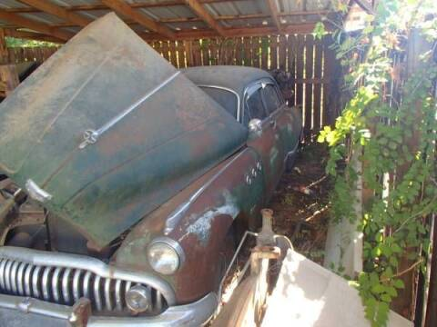 1949 Buick Super for sale at Classic Car Deals in Cadillac MI