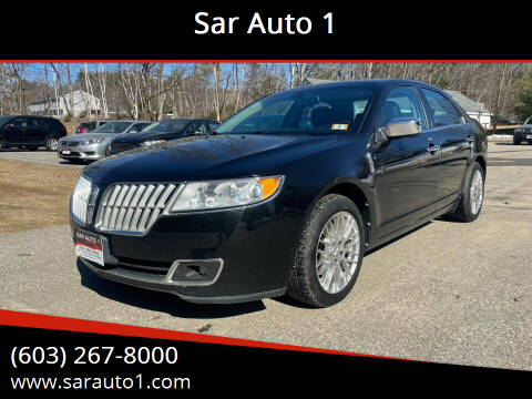 2010 Lincoln MKZ for sale at Sar Auto 1 in Belmont NH