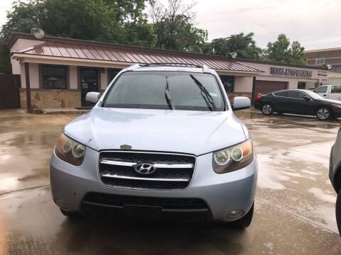 2007 Hyundai Santa Fe for sale at Texas Auto Broker in Killeen TX