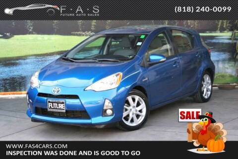 2014 Toyota Prius c for sale at Best Car Buy in Glendale CA