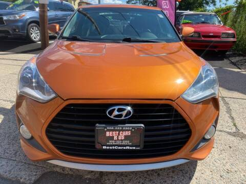 2013 Hyundai Veloster for sale at Best Cars R Us in Plainfield NJ