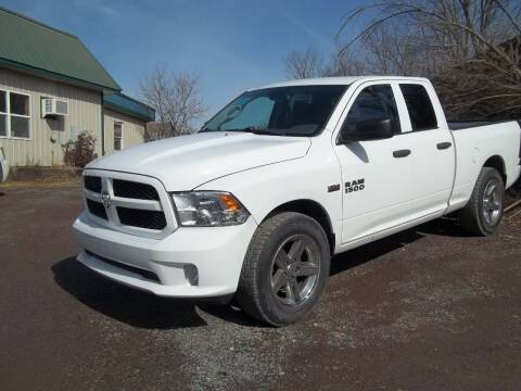 2015 RAM Ram Pickup 1500 for sale at Warner's Auto Body of Granville Inc in Granville NY