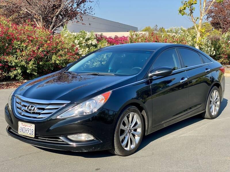 2011 Hyundai Sonata for sale at Silmi Auto Sales in Newark CA