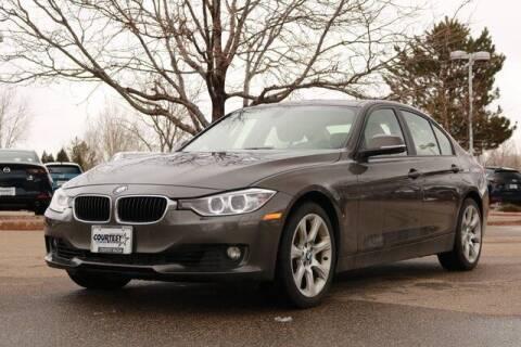 2013 BMW 3 Series for sale at COURTESY MAZDA in Longmont CO