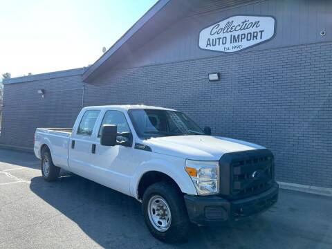2013 Ford F-250 Super Duty for sale at Collection Auto Import in Charlotte NC