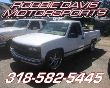 1998 Chevrolet C/K 1500 Series for sale at Robbie Davis Motorsports in Monroe LA