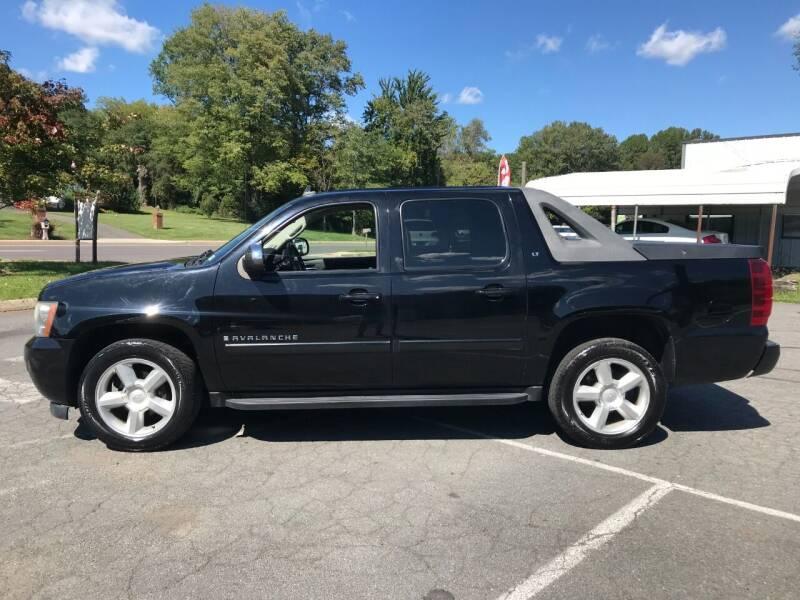 2008 Chevrolet Avalanche for sale at ABC Auto Sales (Culpeper) in Culpeper VA