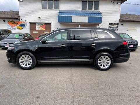 2015 Lincoln MKT Town Car for sale at Twin City Motors in Grand Forks ND