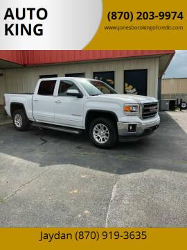 2014 GMC Sierra 1500 for sale at AUTO KING in Jonesboro AR