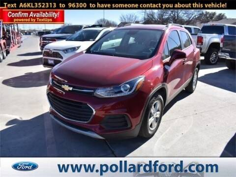 2019 Chevrolet Trax for sale at South Plains Autoplex by RANDY BUCHANAN in Lubbock TX