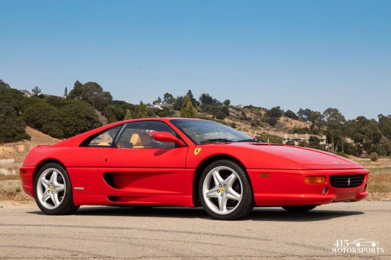 1998 Ferrari F355 for sale at 415 Motorsports in San Rafael CA