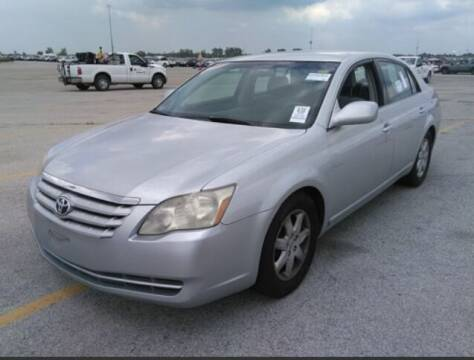 2006 Toyota Avalon for sale at HW Used Car Sales LTD in Chicago IL