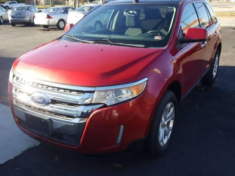2011 Ford Edge for sale at Premier Auto Sales Inc. in Newport News VA