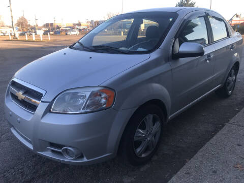 2011 Chevrolet Aveo for sale at 5 STAR MOTORS 1 & 2 in Louisville KY