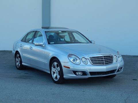 2007 Mercedes-Benz E-Class for sale at Gilroy Motorsports in Gilroy CA