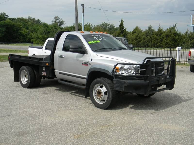 2008 Dodge Ram Chassis 4500 for sale at Sweets Motors in Valley Center KS