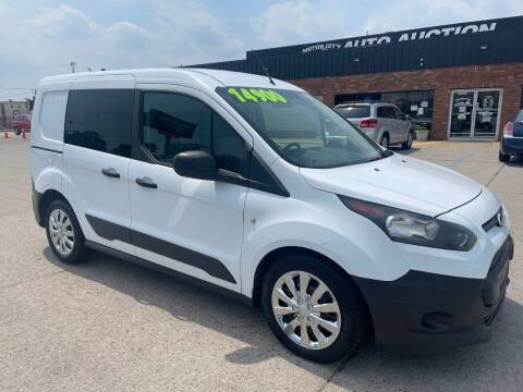 2014 Ford Transit Connect Cargo for sale at Motor City Auto Auction in Fraser MI
