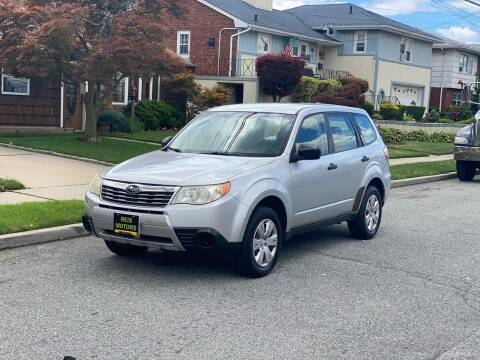 2010 Subaru Forester for sale at Reis Motors LLC in Lawrence NY