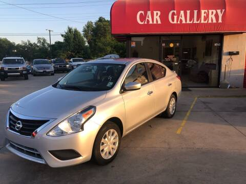 2018 Nissan Versa for sale at Car Gallery in Oklahoma City OK