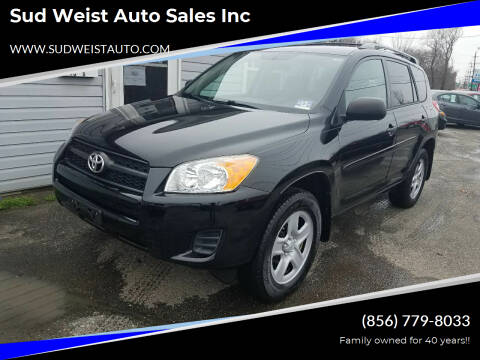 2012 Toyota RAV4 for sale at Sud Weist Auto Sales Inc in Maple Shade NJ