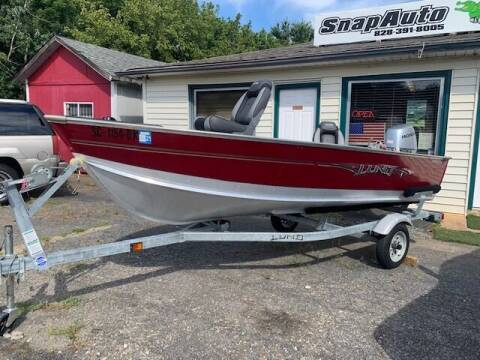 2017 Lund 1400 Fury for sale at Snap Auto in Morganton NC