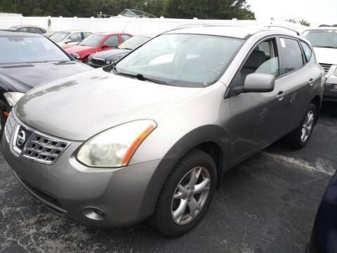 2009 Nissan Rogue for sale at Tony's Auto Sales in Jacksonville FL