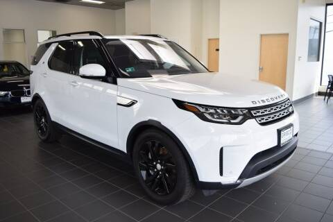 2018 Land Rover Discovery for sale at BMW OF NEWPORT in Middletown RI