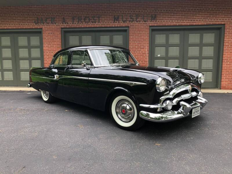 1953 Packard Clipper for sale at Jack Frost Auto Museum in Washington MI
