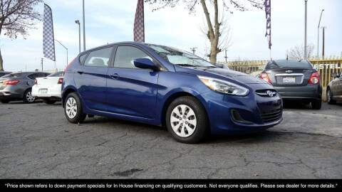 2015 Hyundai Accent for sale at Westland Auto Sales on 7th in Fresno CA