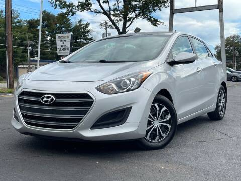2016 Hyundai Elantra GT for sale at MAGIC AUTO SALES in Little Ferry NJ