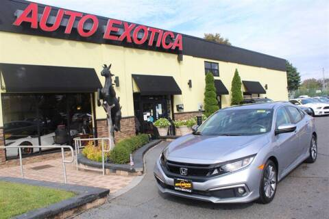 2019 Honda Civic for sale at Auto Exotica in Red Bank NJ