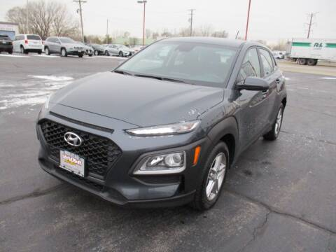 2019 Hyundai Kona for sale at Windsor Auto Sales in Loves Park IL