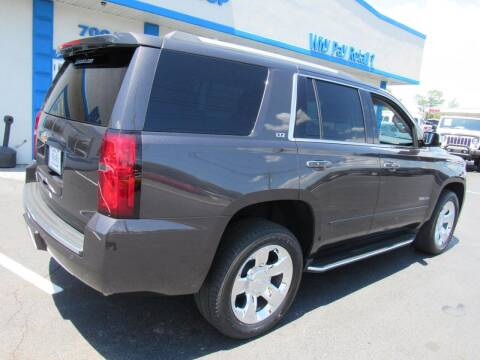 2016 Chevrolet Tahoe for sale at The Wholesale Outlet in Blackwood NJ
