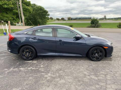 2016 Honda Civic for sale at Westview Motors in Hillsboro OH